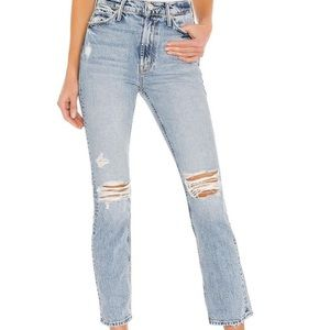 Mother The Dazzler Ankle Jean in Lost It Size 25
